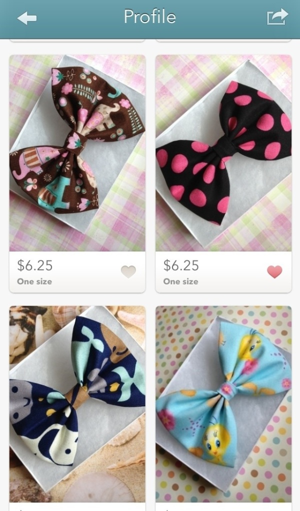 One of my favorite closets on Vinted! So cute